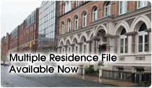 Multiple Residence File now available